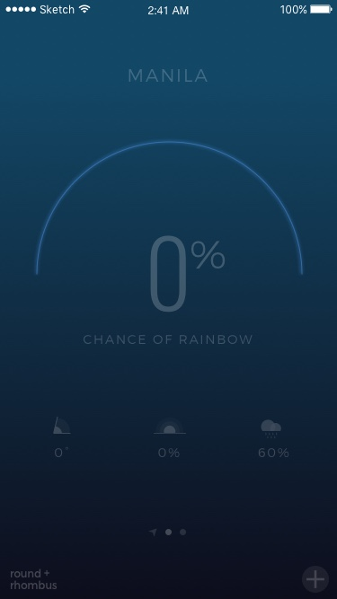 Chance of Rainbow Story – Night