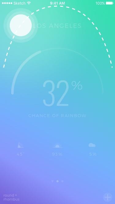 Chance of Rainbow Story – Sun